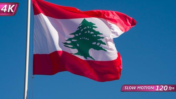 Thumbnail for State Flag Of Lebanon