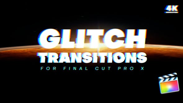 Thumbnail for Glitch Transitions