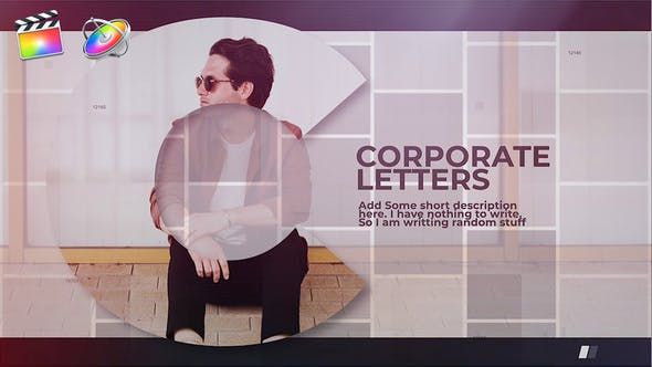 Cover Image for Corporate Letters