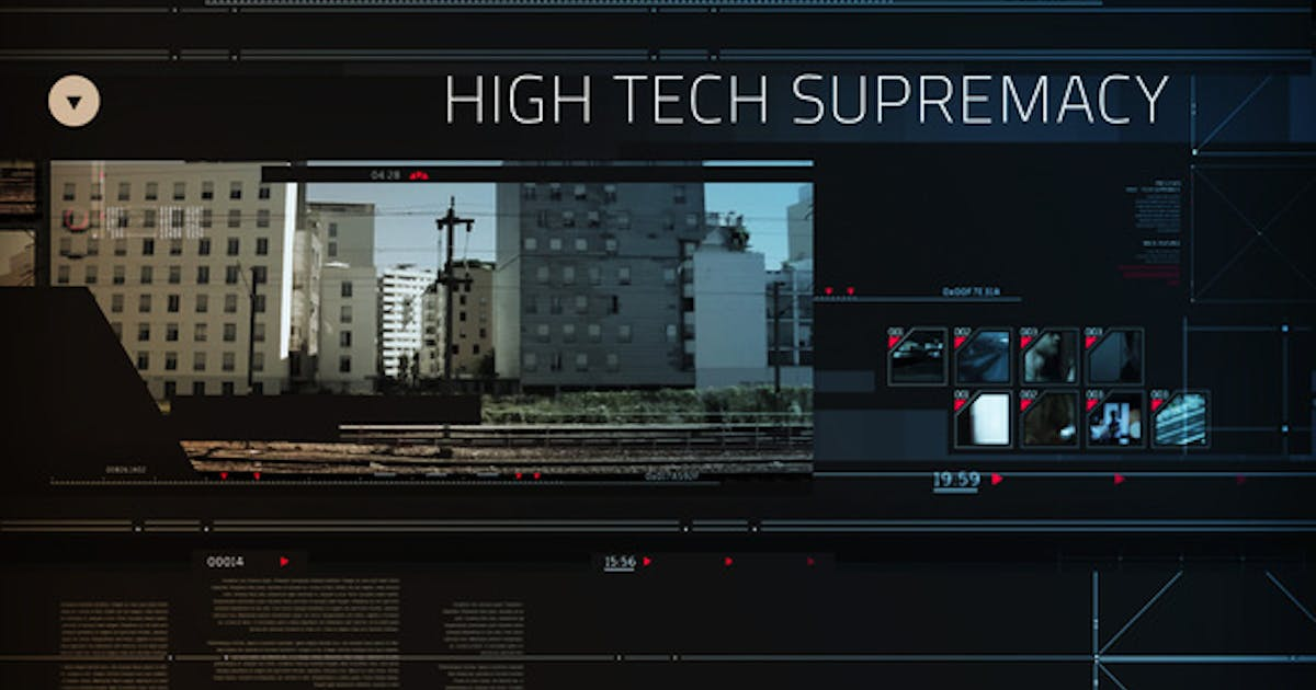 Download High Tech Supremacy by Vectorica