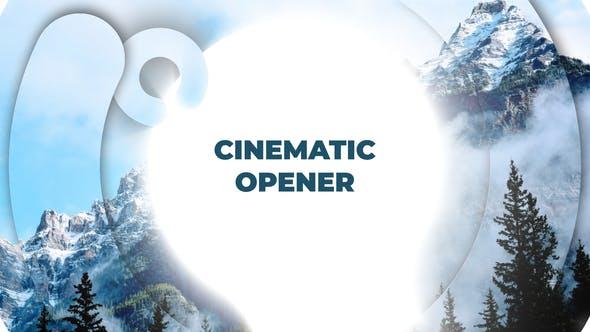 Thumbnail for Cinematic Opener