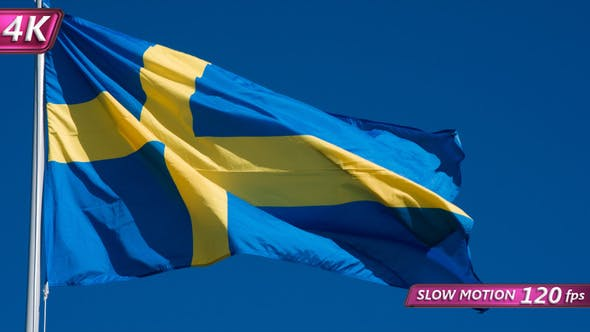 Thumbnail for State Flag Of Sweden
