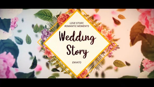 Thumbnail for Wedding Slideshow v2