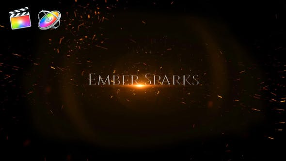 Thumbnail for Ember Sparks Logo Reveal