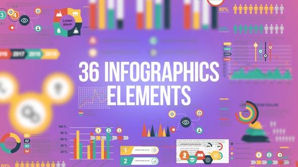 Infographics - 36 Elements