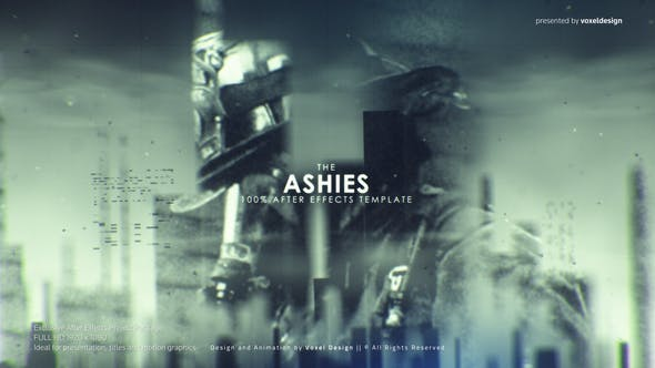 Cover Image for ASHES Cinematic Titles