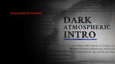 Taku / Dark Atmospheric Intro