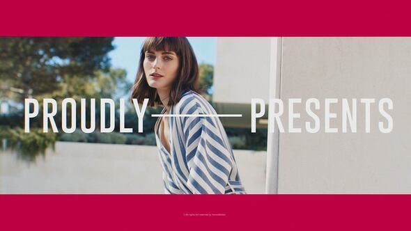 Modern Typography - Intro // Opener