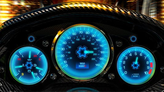 Cover Image for speedometer