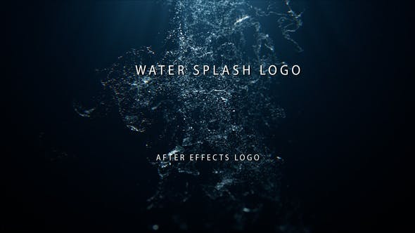 Thumbnail for Water Splash Logo