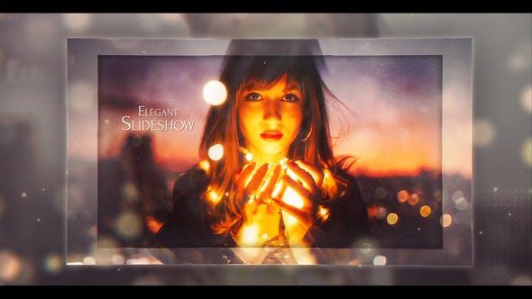 Thumbnail for Elegant Cube Slideshow