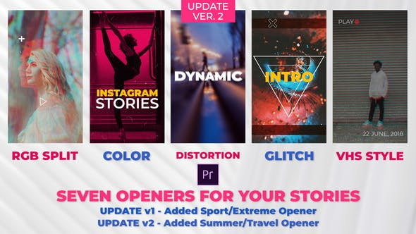 Thumbnail for Stories Openers Pack