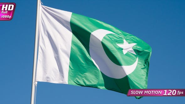Thumbnail for State Flag Of Pakistan