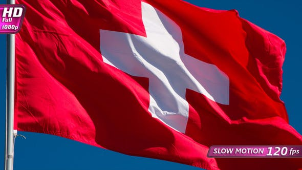 Thumbnail for State Flag Of Switzerland