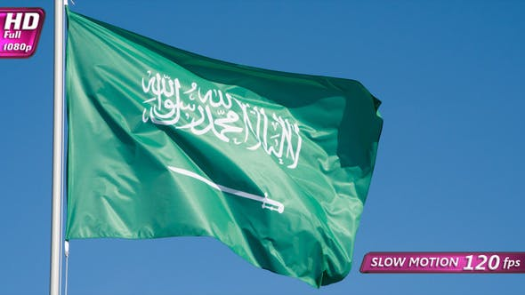 Thumbnail for State Flag Of Saudi Arabia