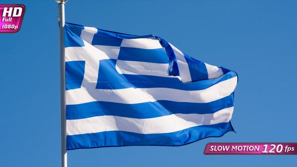Cover Image for State Flag Of Greece