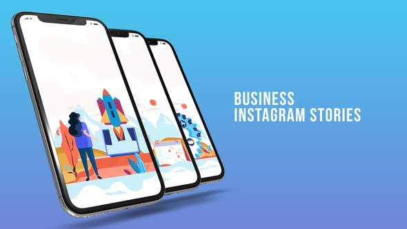 Thumbnail for Instagram Stories - Business