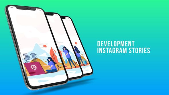 Thumbnail for Instagram Stories - Development