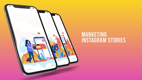 Thumbnail for Instagram Stories - Marketing