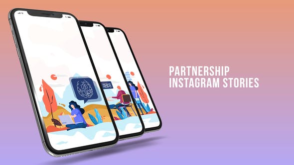 Thumbnail for Instagram Stories - Partnership