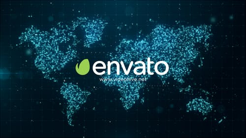 Digital Map Logo