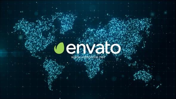 Thumbnail for Digital Map Logo