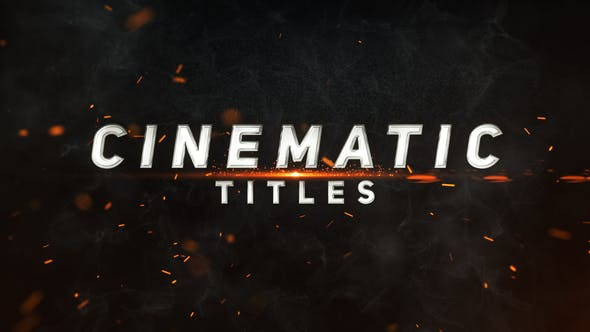 Thumbnail for Epic Action Trailer Titles