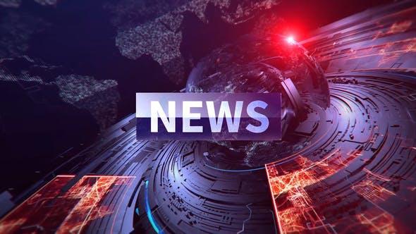 News Tonight - Intro