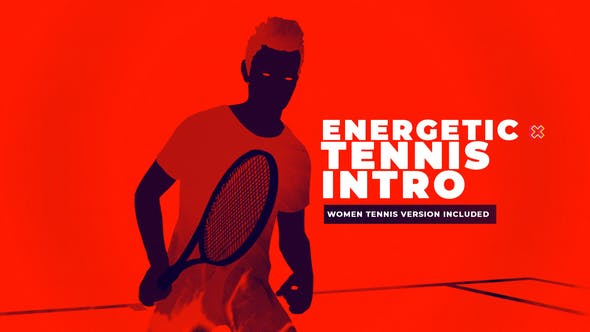 Thumbnail for Energetic Tennis Intro
