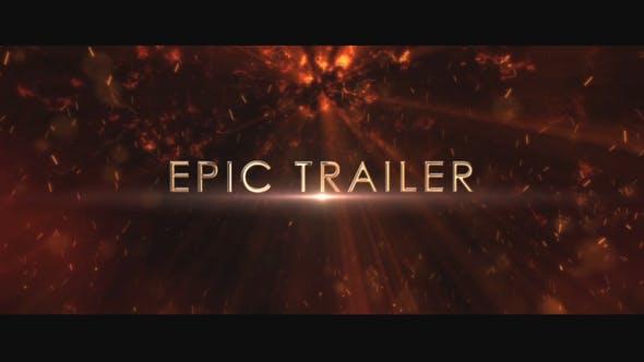 Thumbnail for Títulos brillantes del caos infernal Trailer\_3D