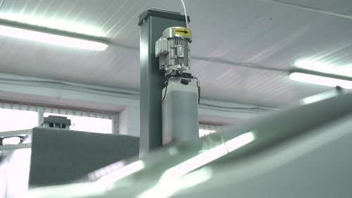Car Compressor At Garage