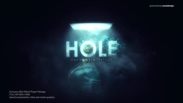 Thumbnail for HOLE Cinematic Titles