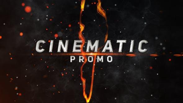Thumbnail for Dark Cinematic Promo