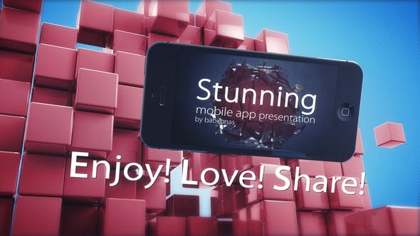 Thumbnail for Mobile App Presentation