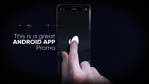 Android App Promo