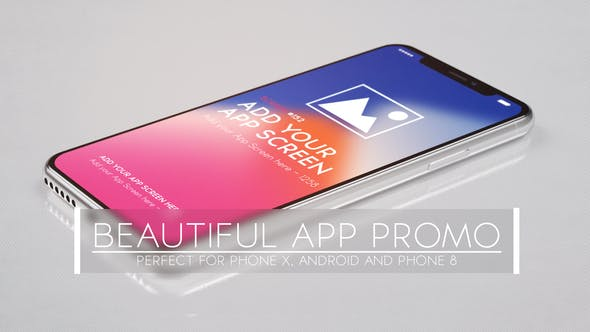 Thumbnail for Beautiful App Promo
