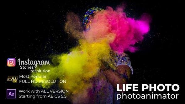 Foto de la vida - Photoanimator