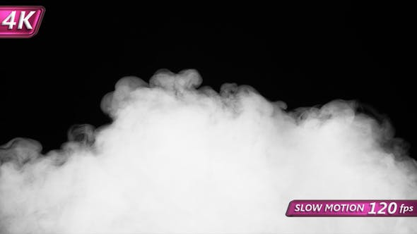Thumbnail for Flowy Smoky Transition Between Frames