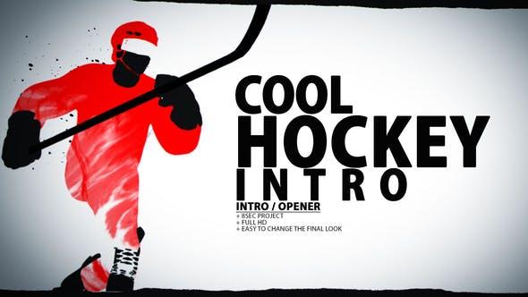 Cool Hockey Intro