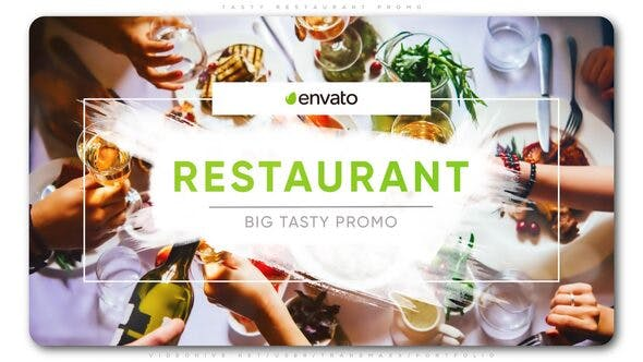 Cover Image for Tasty Restaurant Promo