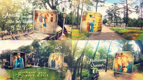 Thumbnail for Matrimony Summer Slideshow