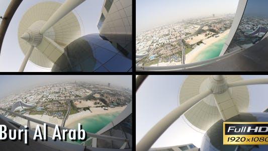 Cover Image for Burj Al Arab (4-Pack)