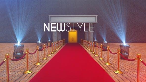 Thumbnail for Red Carpet Logo Reveal
