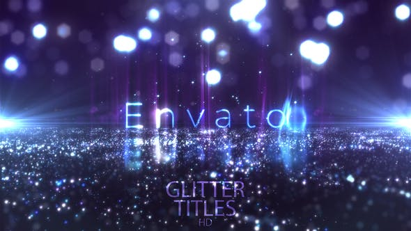 Thumbnail for Glitter Fashion Titles