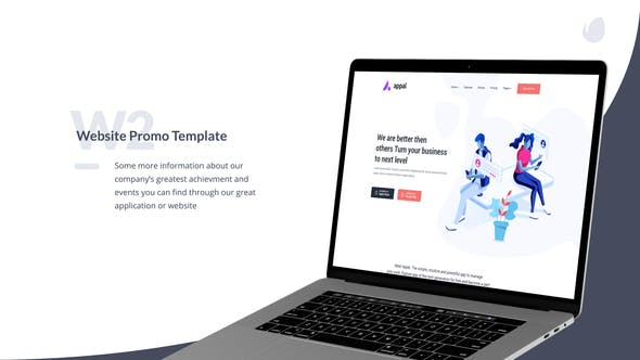 W2 - Website Promo