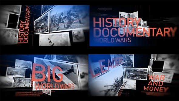 Thumbnail for History Documentary Timeline