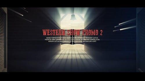 Western Show Promo V2