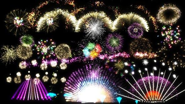 Asian Fireworks