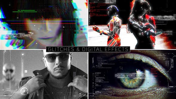 Thumbnail for Digital Video Effects