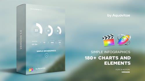 Simple Infographics for Final Cut Pro X